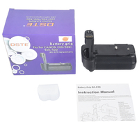 DSTE BG E2N Battery Grip for Canon EOS 40D 20D 30D 50D C40DA DSLR Camera