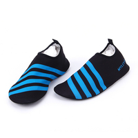 2016 New Style Water Sports Slip On Men Women Surf Aqua Beach Water Socks Adult Diving