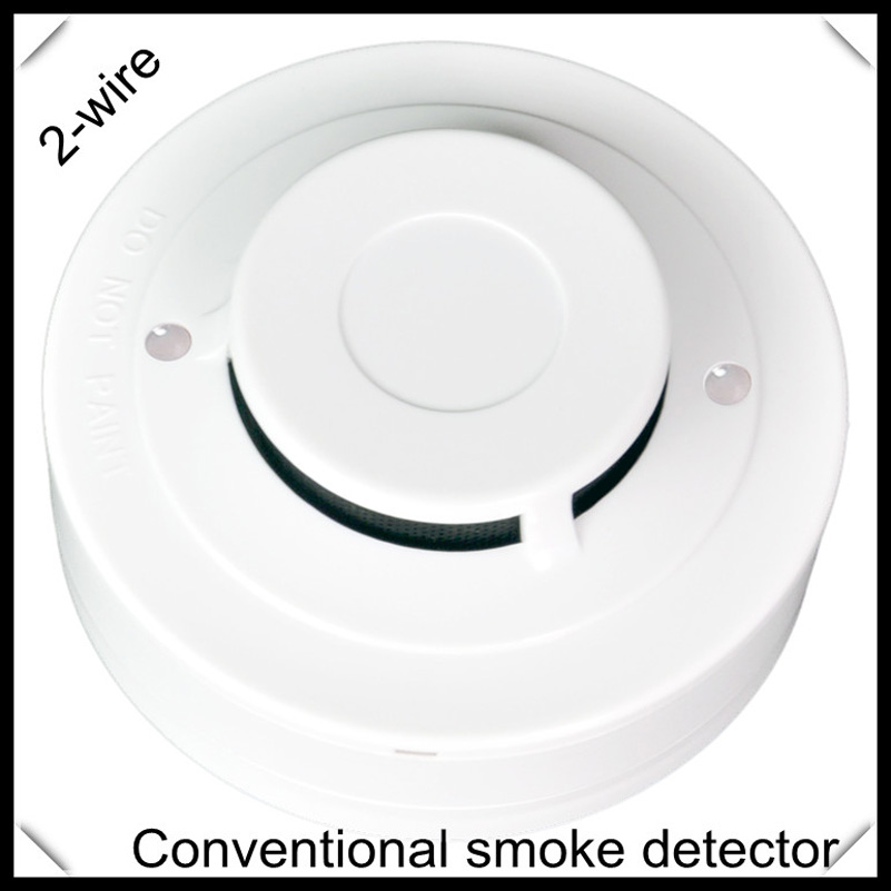 Smoke Detector   2 Wire smoke alarm Optical Smoke alarm  DC9-28V smoke  detectors