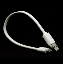 Portable charger mini 20cm micro usb cable 2.0