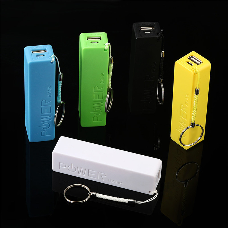 Woweinew 2600mAh USB External Portable Power Bank Backup Battery USB Charger For Mobile Phone free shipping