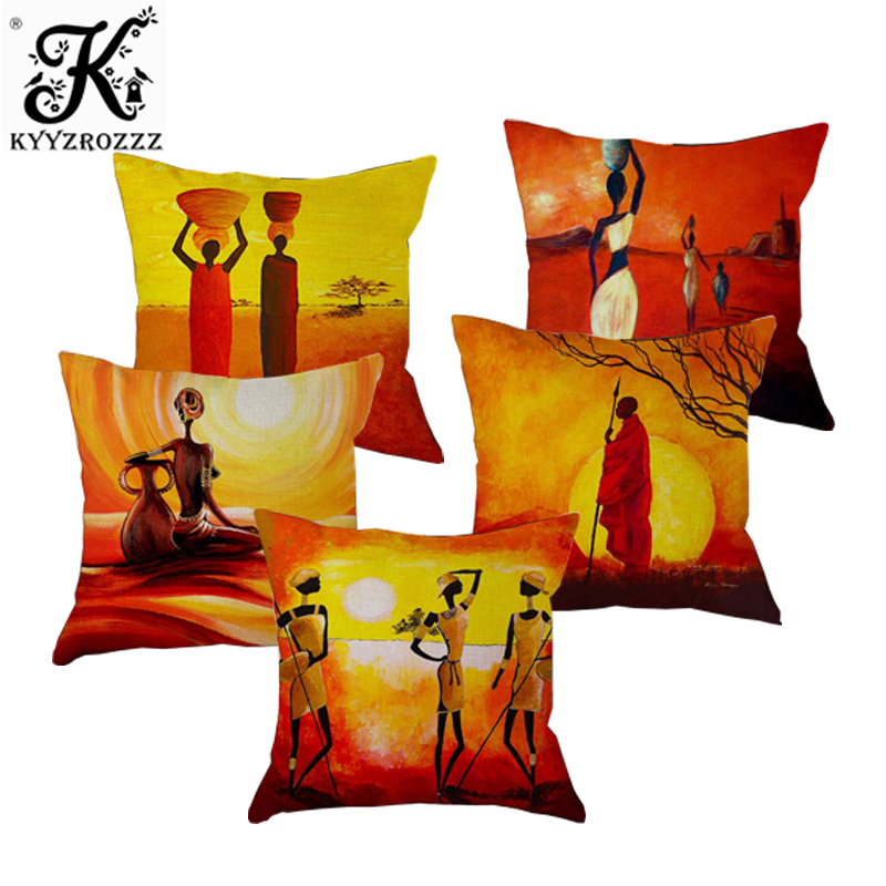 Home Textile Xunyu Yellow Leaf Pattern Linen Pillow Case Sofa Square Decorative Pillow Cover Cushion Cover 45x45cm Sophisticated Technologies