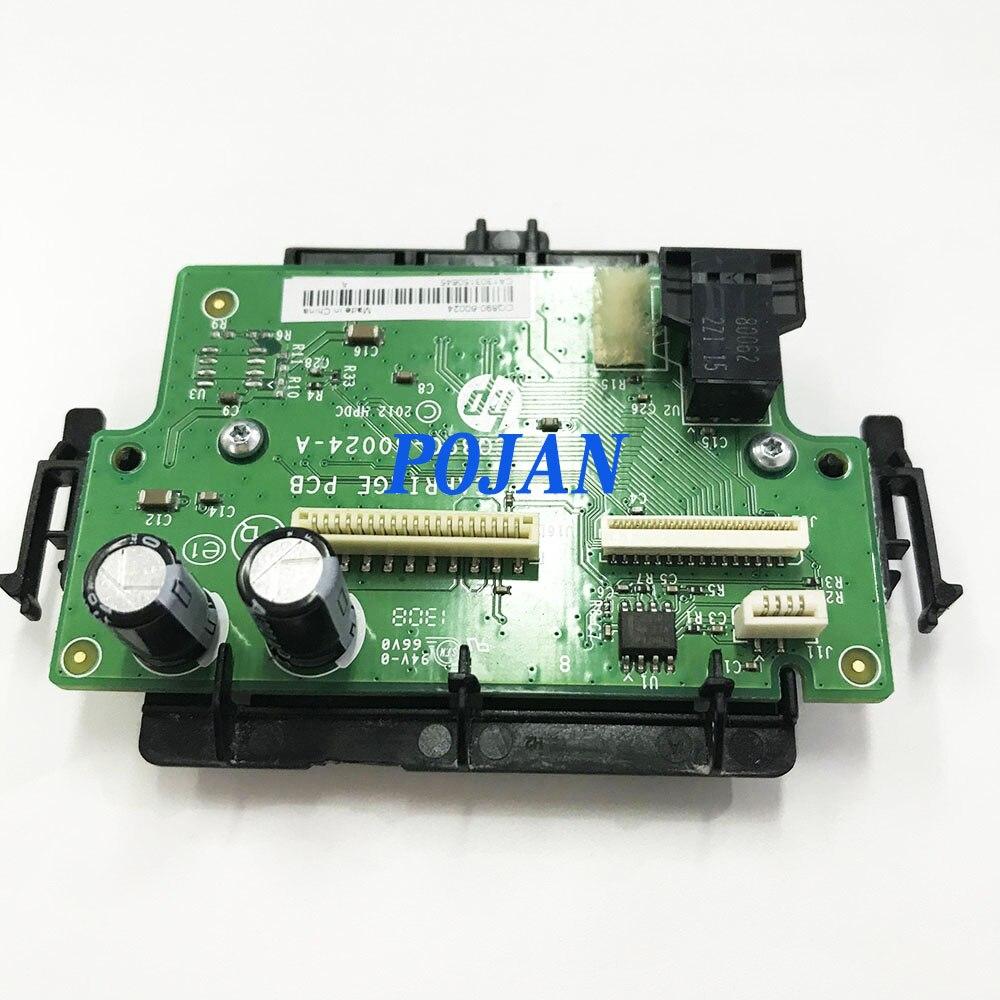 CQ890 80024 CQ891 CQ893 Carriage PCB Board for Designjet T120 T520 Free shipping new POJAN