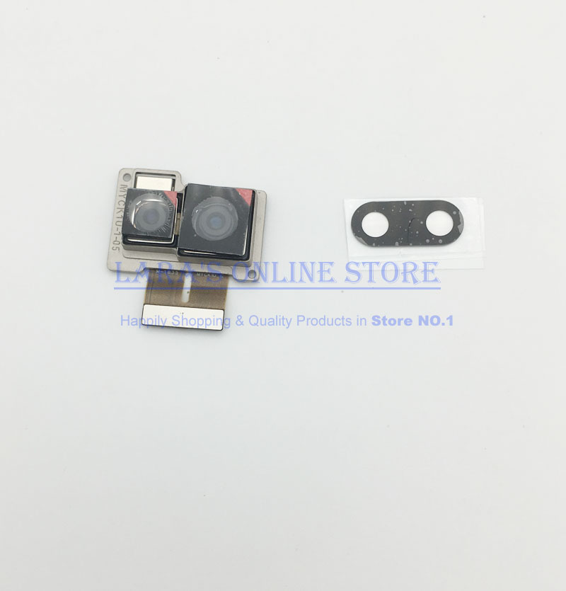 Tested Working 20MP+16MP Dual Rear Back <font><b>Camera</b></font> Module Flex Cable for <font><b>Meizu</b></font> <font><b>16th</b></font> 16 th Big Main <font><b>Camera</b></font> Flex Cable + <font><b>Camera</b></font> Lens image