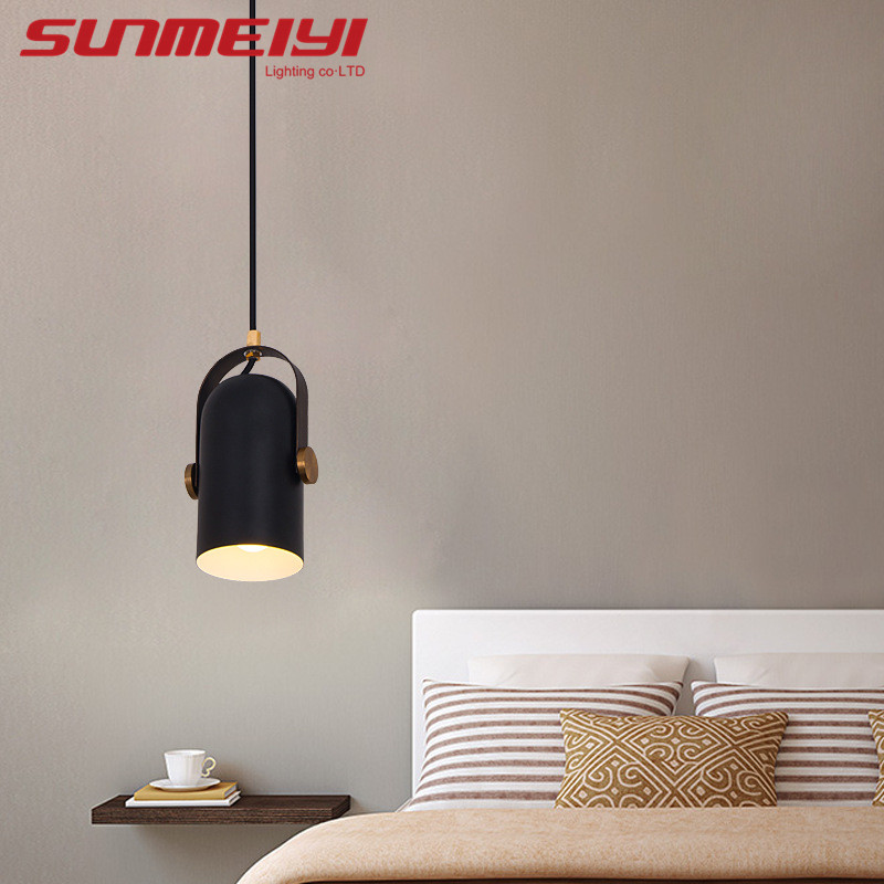 Retro Black Pendant Lights Fixtures For Dining Living Room Industrial Decor Chambre Hanging Lamp Lustre PendenteRetro Black Pendant Lights Fixtures For Dining Living Room Industrial Decor Chambre Hanging Lamp Lustre Pendente