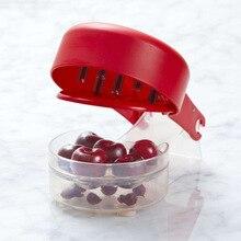 Entfernung Knochen Küche Gadget Obst Werkzeug Kirsche Oliven Pitter, Kirschkern, entfernung Knochen 6 Kirschen Schnelle Enucleate