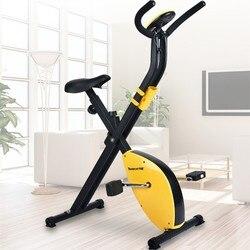 Mini bicicleta de interior, silense pedalbicycle con pantalla electrónica, spining plegable, bicicleta de fitness ligera para perder peso