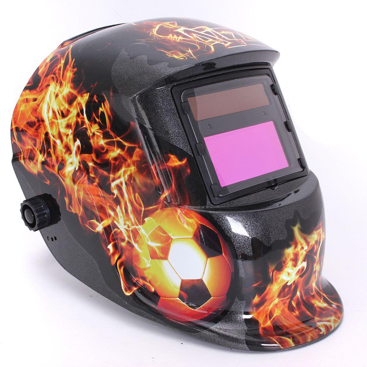 Hot Sale Pro Auto Darkening Welding Helmet Arc Tig mig Grinding Welders Mask Solar km 1600 welding mask arc tig mig weld solar auto darkening helmet