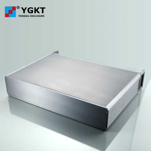 Горячая Распродажа 432*88 * D 2U Серверный корпус алюминиевый корпус PCB чехол