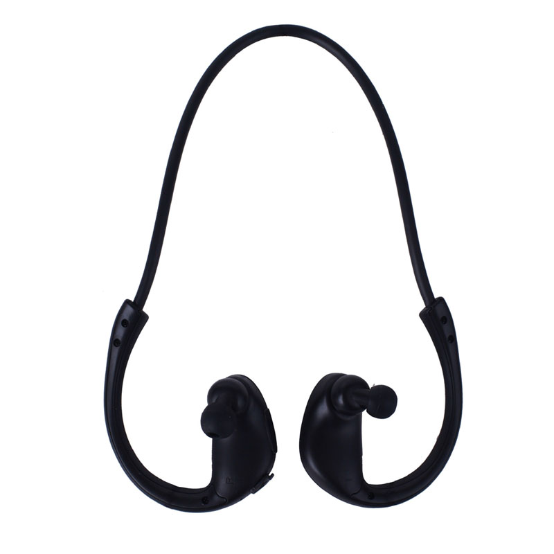 Neckband Bluetooth Sport Earphone Wireless Earphones Multipoint Connect Power Display NFC Voice Control For Call Music