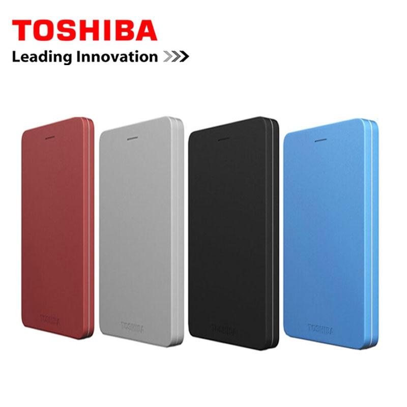Toshiba 500 GB 1 TB 2 TB External Hard Disk Drive HDD  2.5 USB 3.0 HD Externo Disco Duro 1TB 2TB Harde Schijf Disque Dur Externe-in External Hard Drives from Computer & Office    1