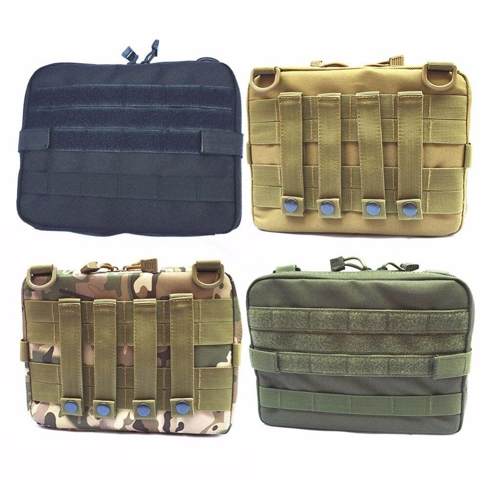Tactical Molle Pouch Nylon Pouch Large Magazine Organizer Utility Phone Medic Belt Bag EDC Molle Pouches