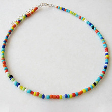2019 Seed Beads Choker Necklace Bohemian Necklaces naszyjnik Chocker collar collier femme collares bijoux Jewellery ketting