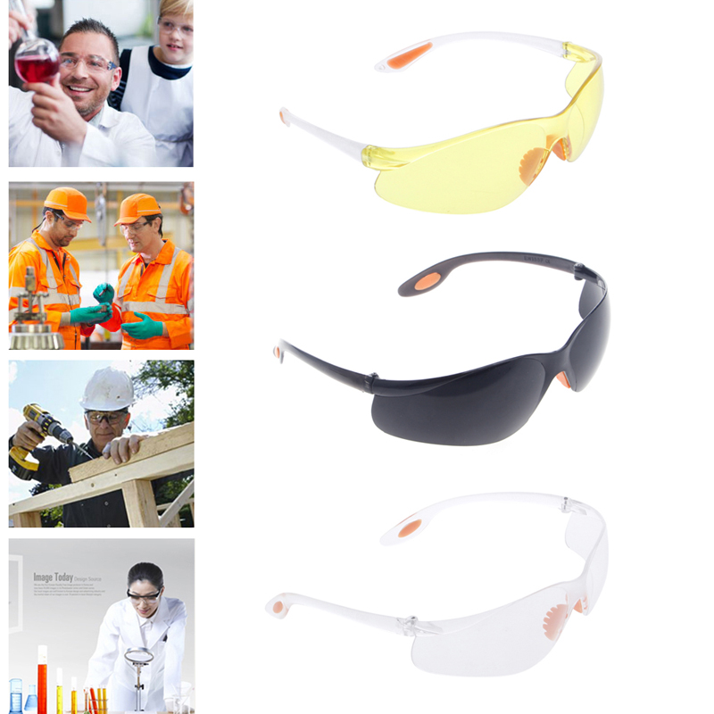 Eye Protection Protective Safety Riding Goggles Vented Glasses Work Lab Dental Dropshipping