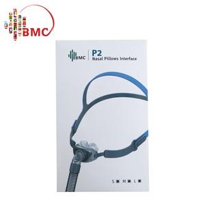 Image 5 - BMC P2 Nasale Kussens Masker voor Slaap Snurken en Apneu CPAP Apparaten