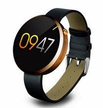 Wasserdichte bluetooth 4,0 Smart Uhr DM360 smartwatches für iOS und Android mit Pulsmesser Bluetooth Armbanduhr