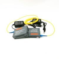 Htb 3100ab Optical Fiber Media Converter Transceiver Single Fiber Converter 25km SC 10 100M Single Mode