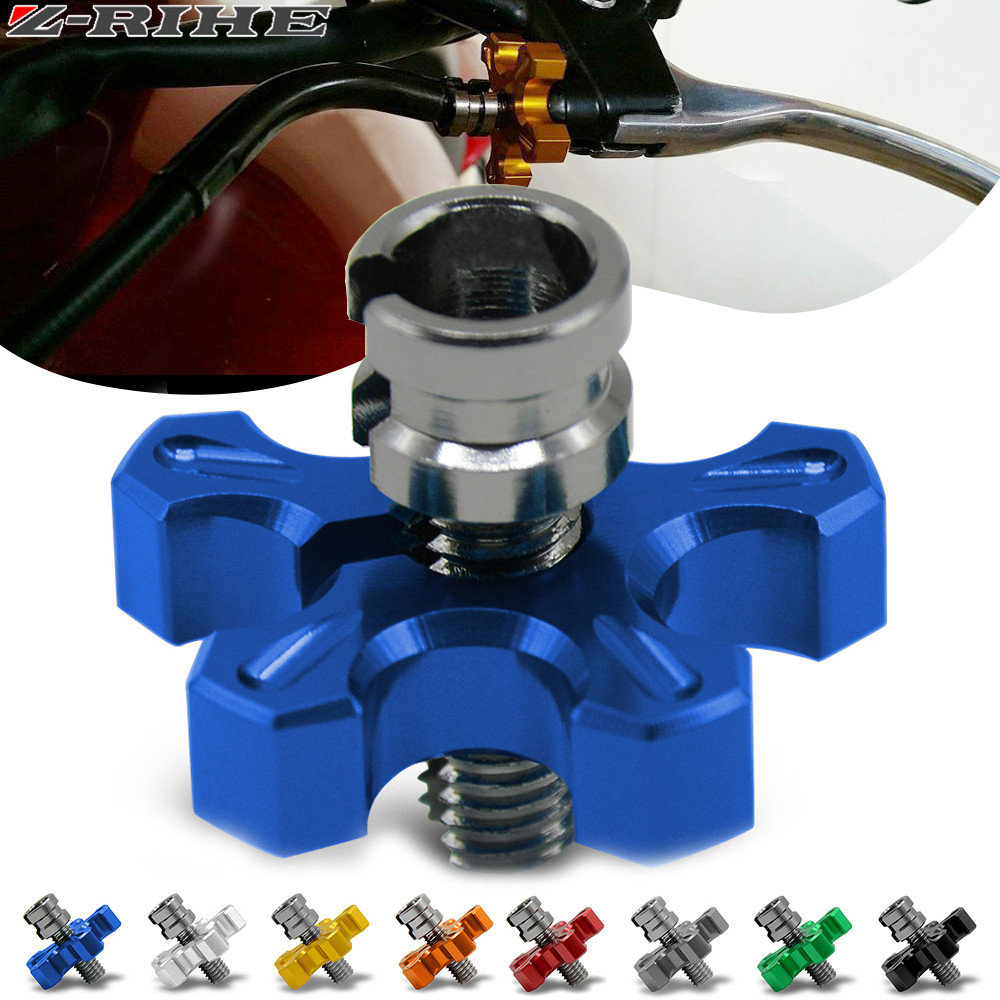 US $5.27 6% OFF|Clutch Cable Wire Adjuster M8/M10 Motorcycle Accessories on