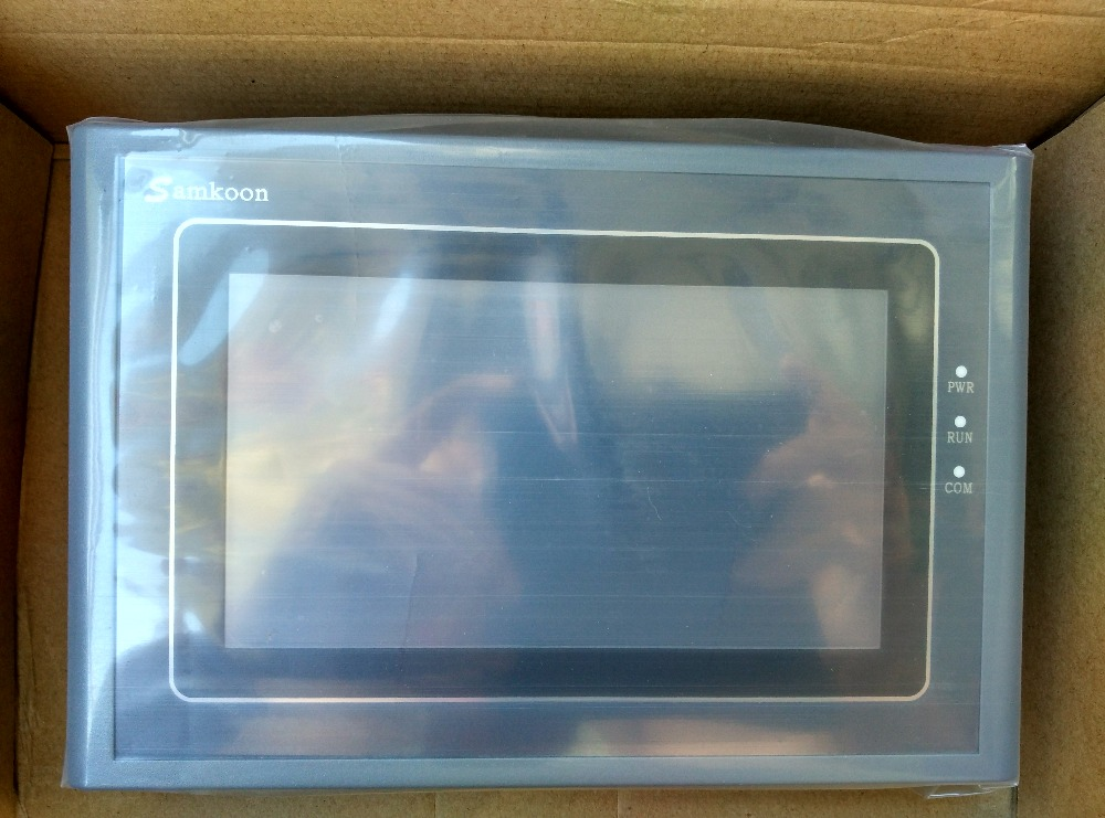 SK-070AS Samkoon HMI Touch Screen 7 inch 800*480 Ethernet 1 USB Host 1 SD Card new in box