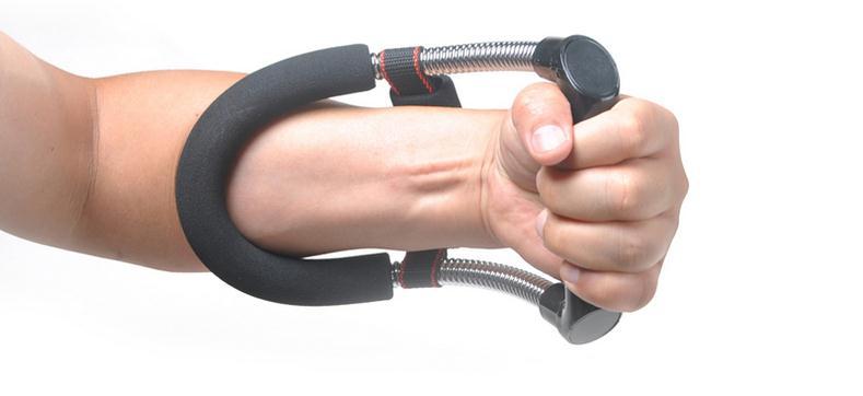 Güç Bilek Kol Gücü Brawn Eğitim Cihazı Kase Setleri Çelik Bahar Önkol Bilek Egzersiz Gücü Fitness Ekipmanları