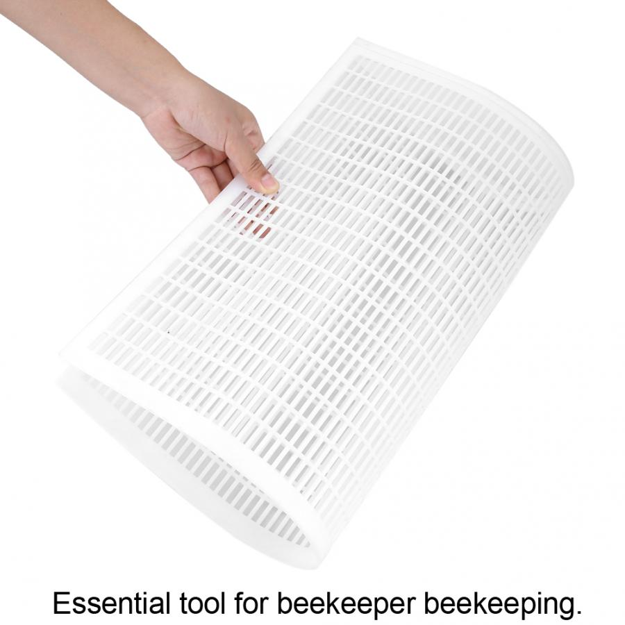 Bee Queen Excluder Trapping Net Grid Beekeeping Plastic Equipment Tools.