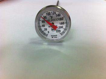Instant Read Thermometer With 0-220F