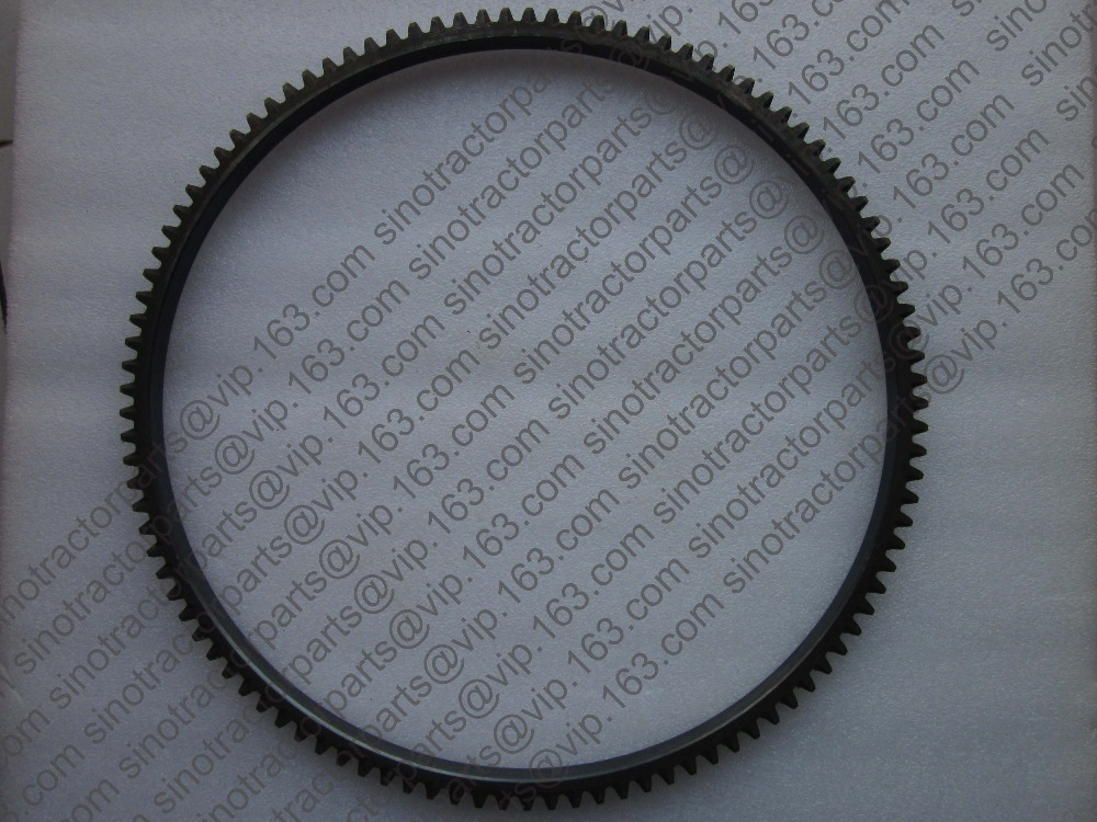 ФОТО Fengshou Lenar 254, Fengshou FS250 tractor parts,the gear ring for flying wheel, part number: