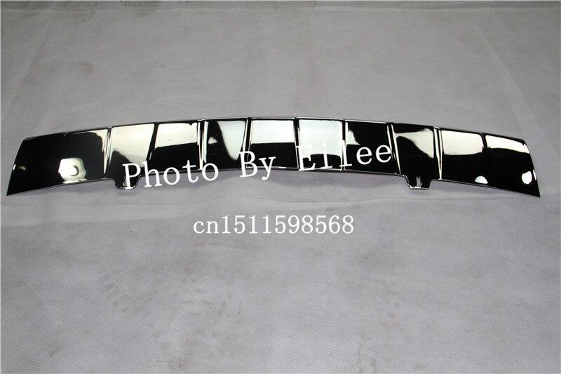 Высокое качество ABS передняя противоскользящая пластина бампер Щит для дрона бар для JEEP Cherokee