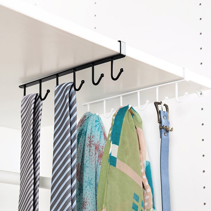 Kitchen Shelf Iron Cabinet Hanging Coffee Makers Organizer Wardrobe Hanger  Clothes Hanger Wardrobe Glass Holder 6 Hook In Storage Holders U0026 Racks From  Home ...