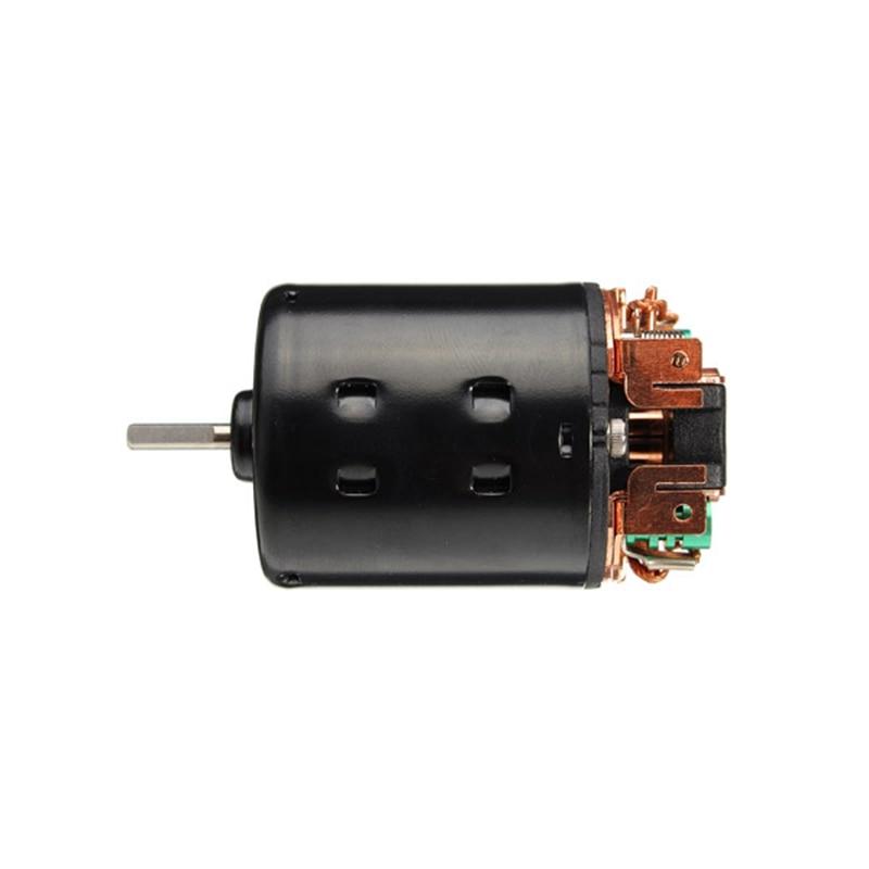 540 Sensored Brushed Motor Shaft 3.175mm For 1/10 RC Cars