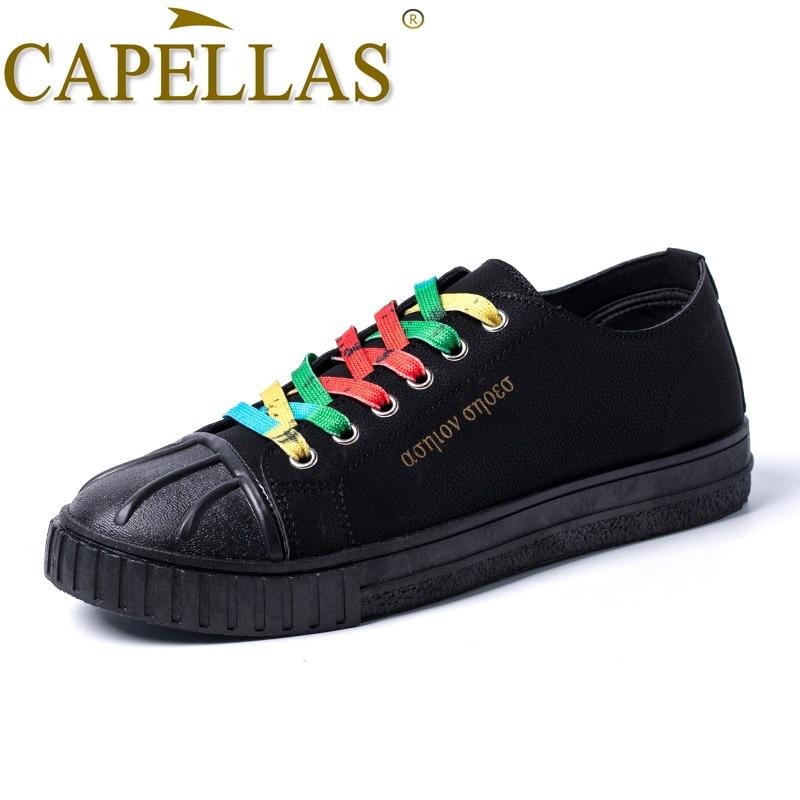 CAPELLAS Nove muške cipele Proljeće Jesenske muške cipele čipke - Muške cipele - Foto 2