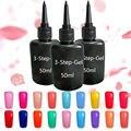 Новый Летний Отдых Голографические Лак Для Ногтей 17 Цветов Свет Гель Лак Повезло Nagellak Esmaltes Para Pintar Unha Vernis a Ongle