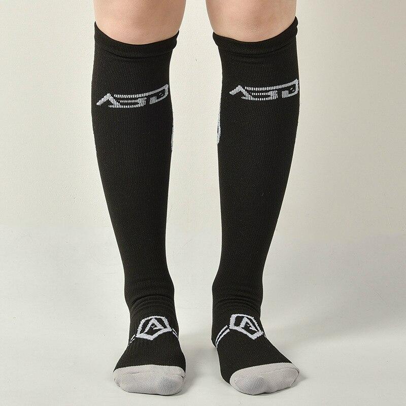 1Pair Men/'s Women/'s Copper Anti-Fatigue Compression Calf Leg Support Socks White