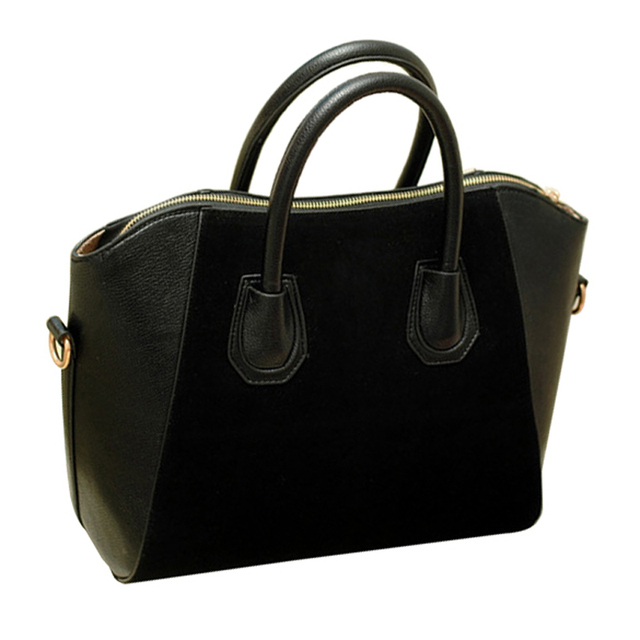 2017 Famous Designer Women Nubuck Leather Handbag Tote Women's Shoulder Messenger Bags Ladies Vintage Frosted Bag
