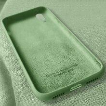 Oneplus 7/7 Pro case Original Liquid Silicone Case Oneplus 6 6T Soft Shockproof Cover Coque Oneplus7 Oneplus7pro Oneplus6 T