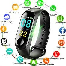 2020 BINSSAW Farbe bildschirm IP67 WaterproofFitness Armband blutdruck Sauerstoff Monitor sport Herzfrequenz Sport Uhren