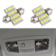4 шт. высокая яркость белый светодиодный светильник для чтения купольная лампа для Mitsubishi ASX Outlander 2012 2013