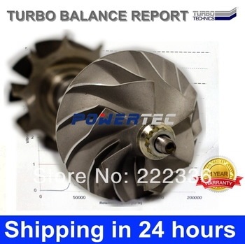 GT1749V 708639-0002 8200110519 708639 shaft and wheel for RENAULT SCENIC - 1.9DCI image