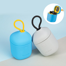 Зарядное устройство Besegad Allin Box для камеры, зарядная станция, чехол для переноски, устройство для чтения SD карт, для Sony a7 Alpha 7S, NP FW50