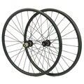 30 мм x 25 мм Углеродные MTB колеса 29er высота XC 27.5er велосипедные Углеродные колеса