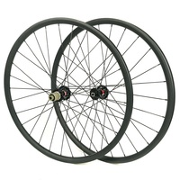 30mm x25mm Carbon MTB Wheels 29er Height XC 27.5er Bicycle Carbon Wheels