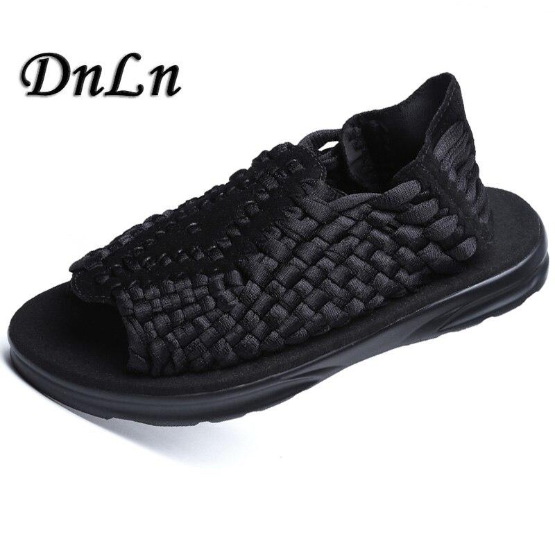 2018 New Arrived Summer Sandals Men Shoes Quality Comfortable Men Sandals Fashion Design Casual Men Sandals Shoes D50