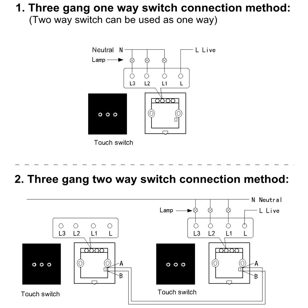 Great 1 Way And 2 Way Switches Pictures Inspiration Wiring Diagram