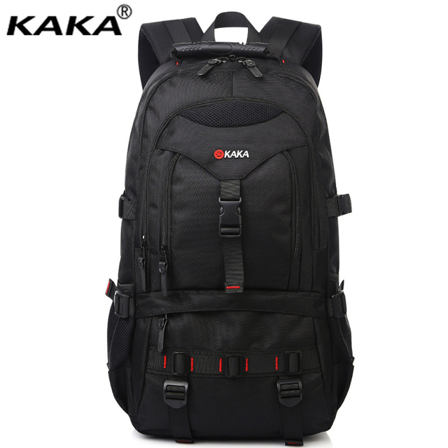 23a5480151366 KAKA men oxford military backpacks 22 inch laptop bag travel school  students bookbag male business rucksacks