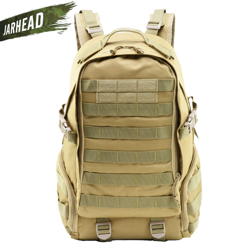 Military Camouflage Backpack Outdoor Tactical Oxford Rucksack Sport Camping Hiking Climbing Trekking Backpack Travel Bag