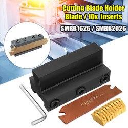 SMBB1626/SMBB2026 ostrze tnące + odcięte ostrza tnące do GTN 2|Narzędzia tokarskie|   -