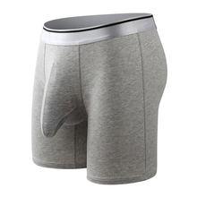 8f2cdba849 Sexy Herren Unterwäsche Männlich Kühlen Sexy Elefanten Nase Big Pouch Boxer  Shorts Höschen Solide Lange Bein Männer Unterwäsche .