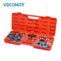 Crank Seal Remover/Installer Kit Camshaft Oil Seal Disassembly Assembly Tools Shaft Installer Extractor Auto Removal Repair Set