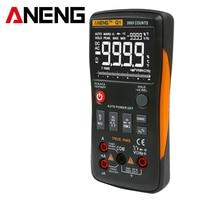 ANENG Q1 Digital Multimeter Capacimetro Digiatl Voltmeter Tester 9999 Counts AC/DC Voltage Ammeter Current Ohm Auto/Manual