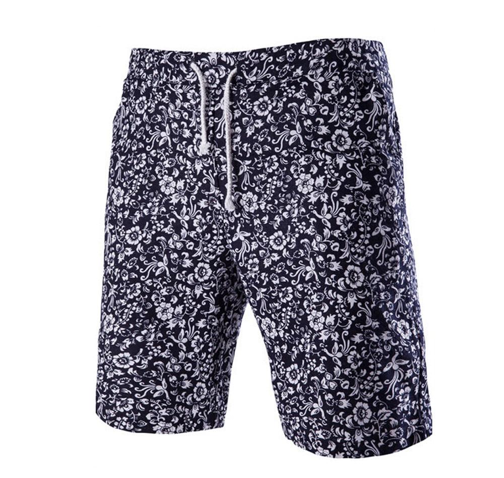 Womail Brand Drop Shipping Swimwear Men Summer Mens Stylish Slim Short Sandy Beach Sport Print Pants Shorts